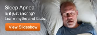 Sleep Apnea - Slideshow