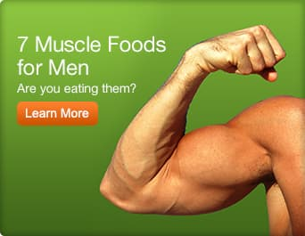 7 muscle foods for men