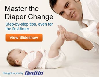 Master the Diaper Change