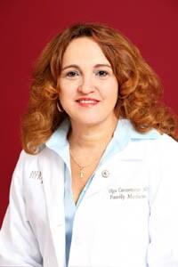 Olga Carmenates, MD