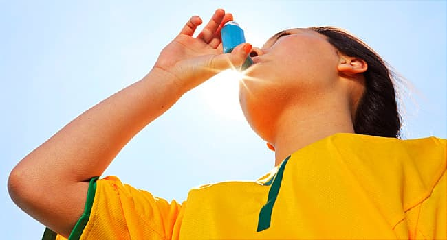 Treatments for Kids With Allergic Asthma