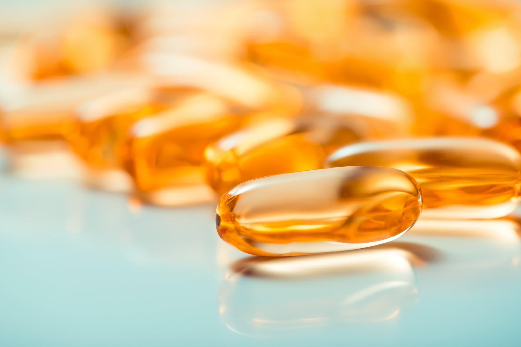 Fish Oil Supplements May Help Fight Depression  - web md