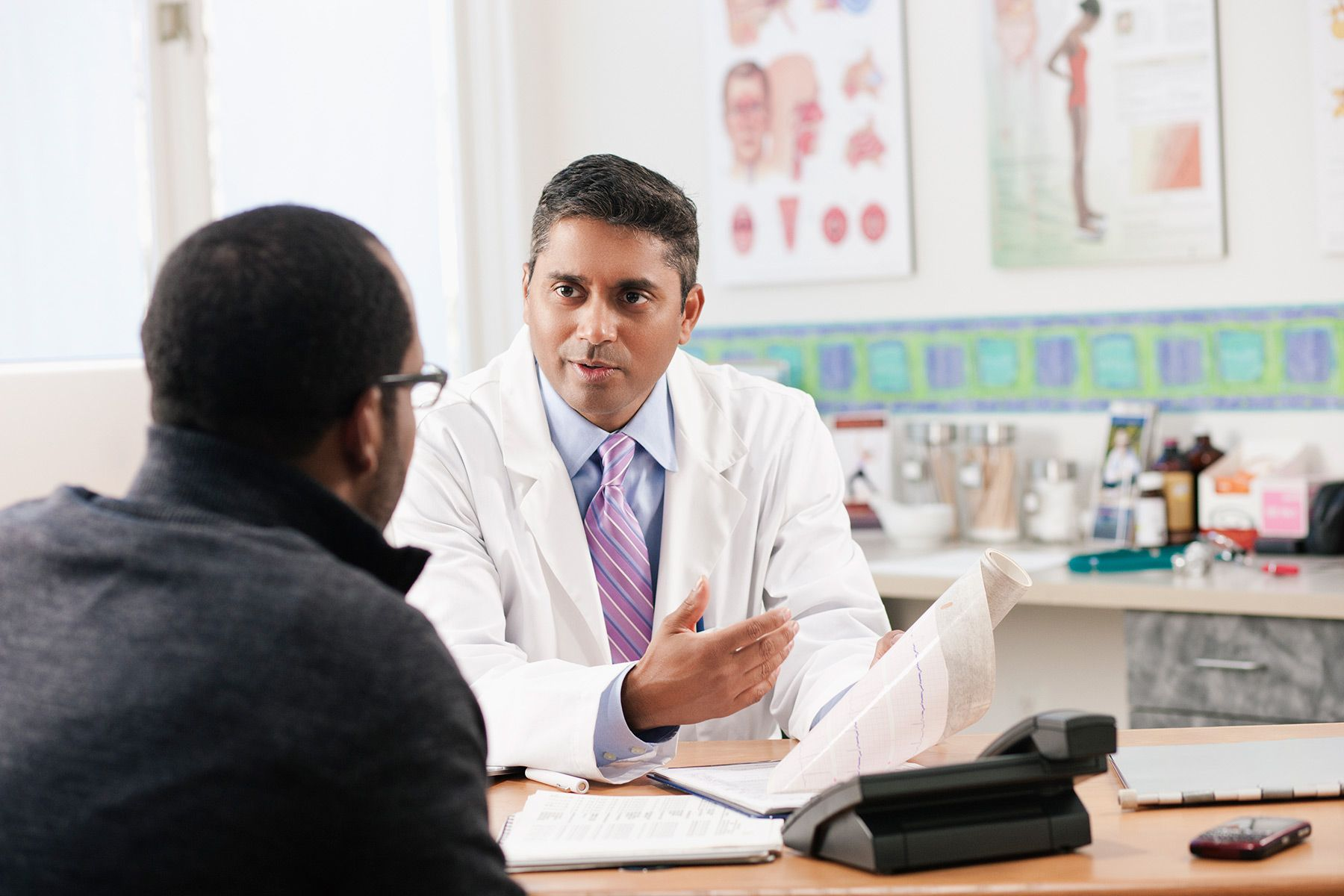Why Are Men Less Likely to See a Doctor?  - web md