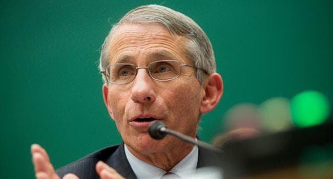 Fauci: Masks, Social Distancing Likely Until 2022  - web md