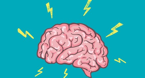 active brain illustration