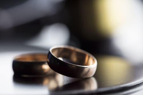 divorce wedding rings