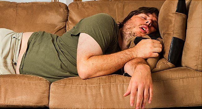Just 2 Weeks on the Couch Starts to Damage Your Body