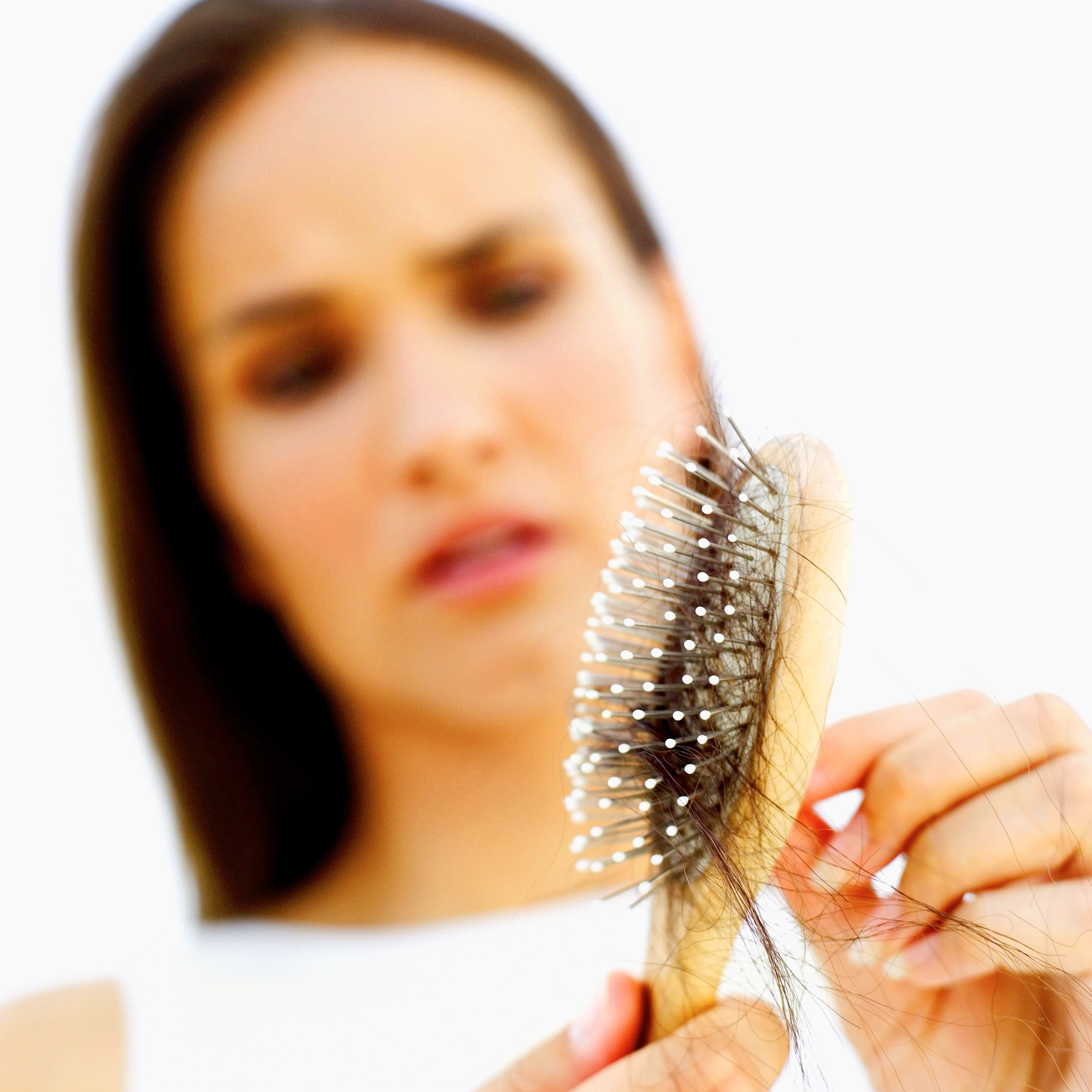 Hair Regrowth Stimulated by Microneedle Patch
