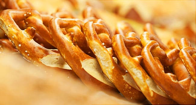 10 Most Tempting Salty Foods French Fries Pretzels Pasta Sauce And More