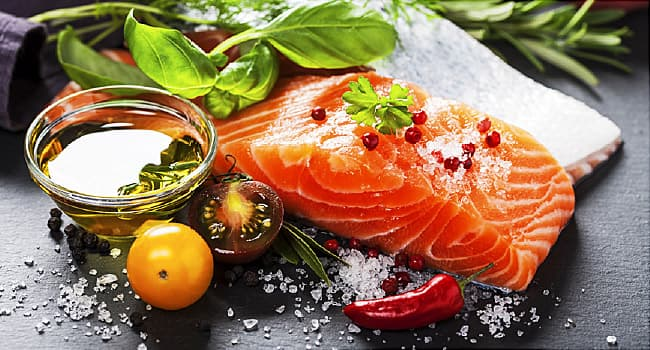 Healthy Eating for Knee Osteoarthritis: Olive Oil, Fish