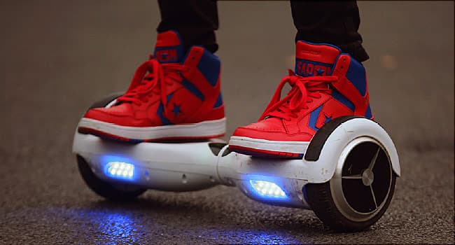 Recall: 7 Hoverboard Manufacturers for Fireplace Threat