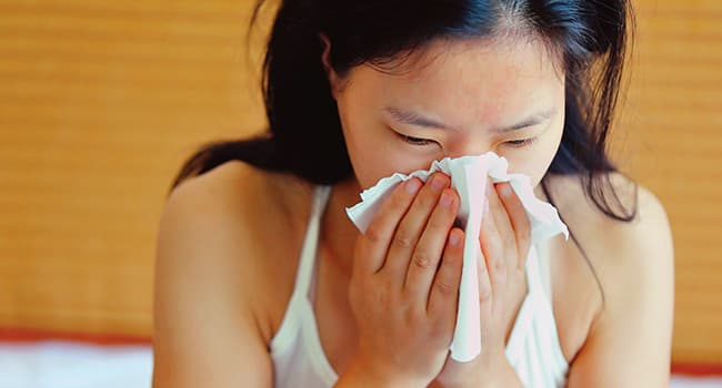 What Your Mucus Says About Your Health