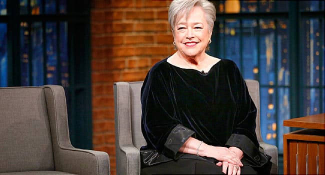 Kathy Bates Reflects on Life With Lymphedema
