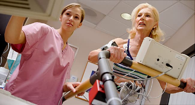 Exercise Stress Test For Heart Disease With Diabetes