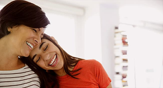Build a Healthy Mother-Daughter Bond