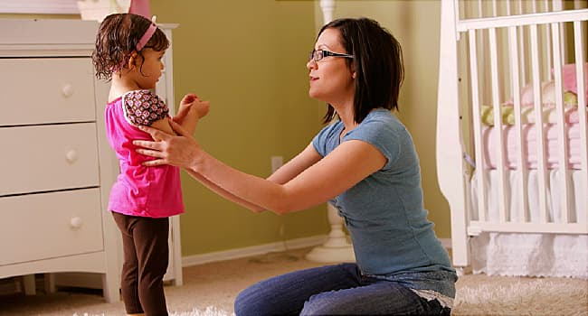 Disciplining Toddlers: Time In or Time Out?