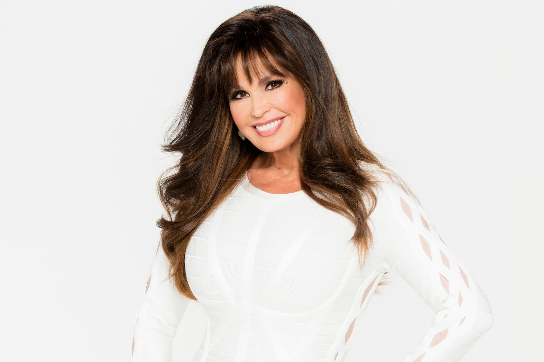 Marie Osmond Says Her 'Strong Belief in God' Helped Her Avoid Curse That Often Follows Childhood Stardom