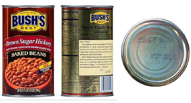 Premise Indicator Words: Popular Brand Of Baked Beans Recalled