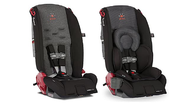 Vehicle seat manufacturer Diono issues voluntary product recall