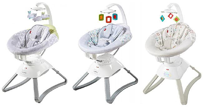 fisher price infant motion seat