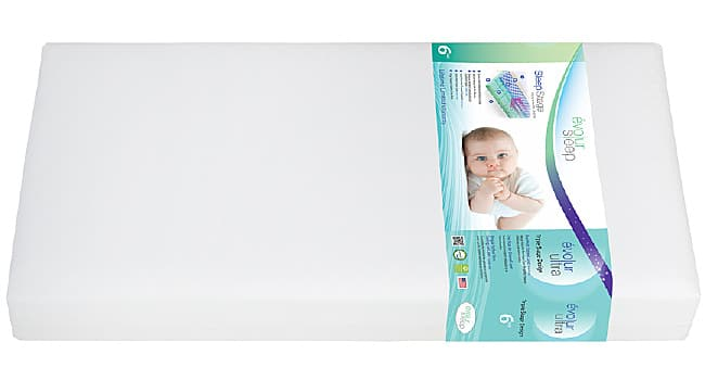 Recall: Crib Mattresses Don't Meet Fire Standards