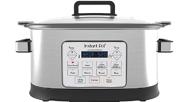 Instant pot sold at Walmart recalled