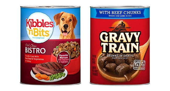 Some Gravy Train, Kibbles 'N Bits cans withdrawn over sedative concern
