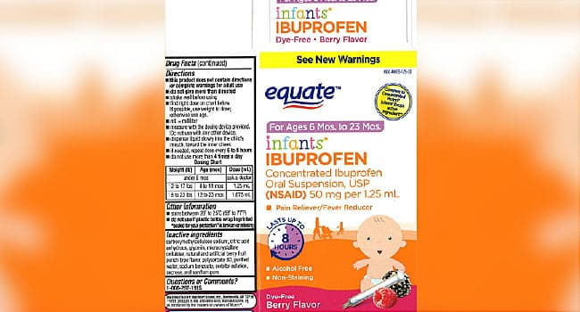 infant ibuprofen