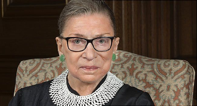 Ruth Bader Ginsburg Dies from Pancreatic Cancer  - web md