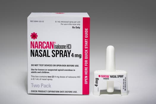 photo of Narcan
