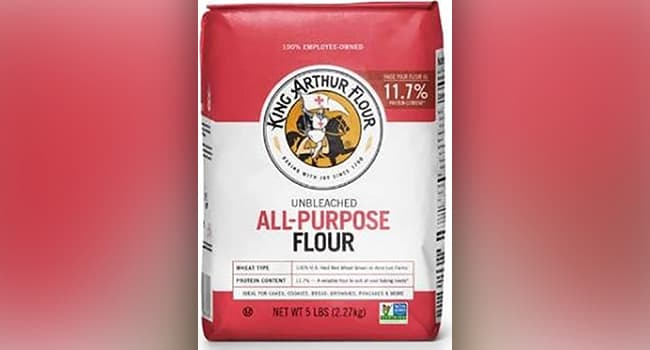 photo of King Arthur flour