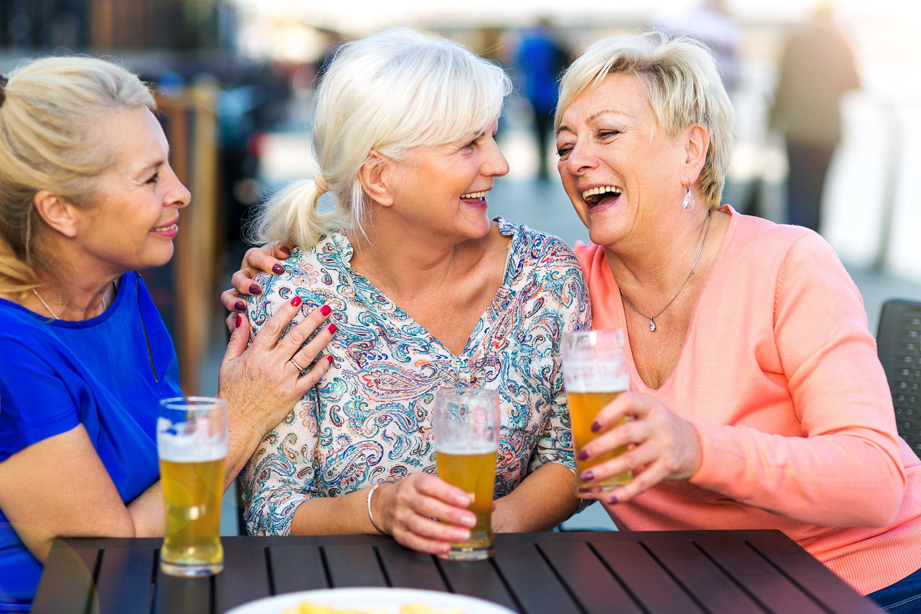 More and More Seniors Are Binge Drinking