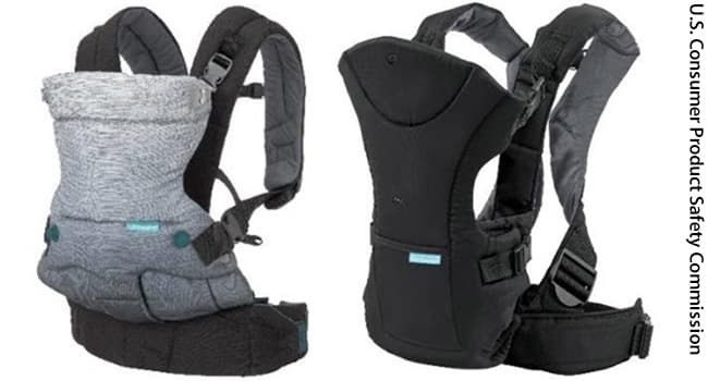 photo of infantino carrier