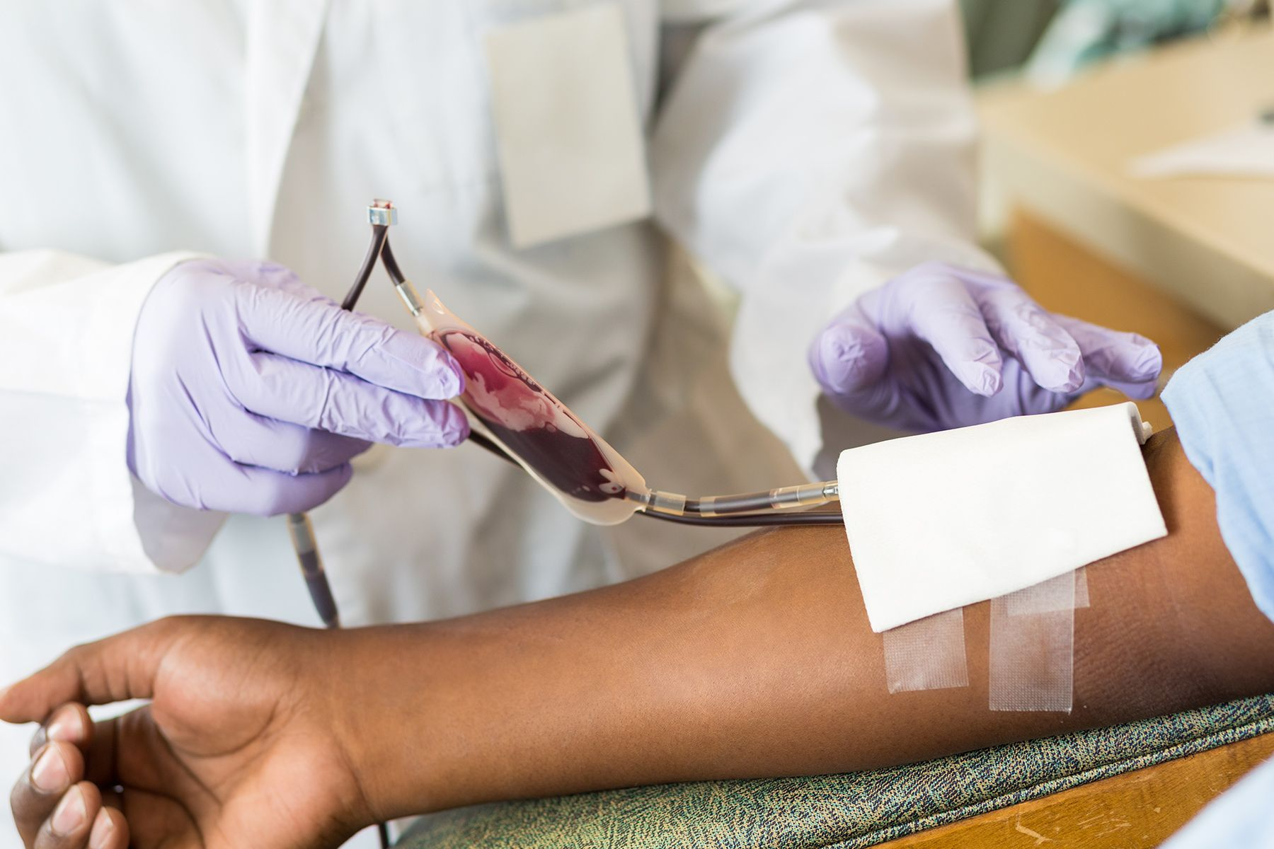 Blood Test Might Spot Most Dangerous COVID Cases  - web md