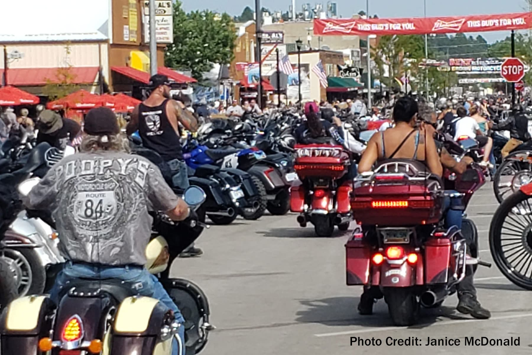 A COVID Super Spreader in 2020, Sturgis Motorcycle Is On Again
