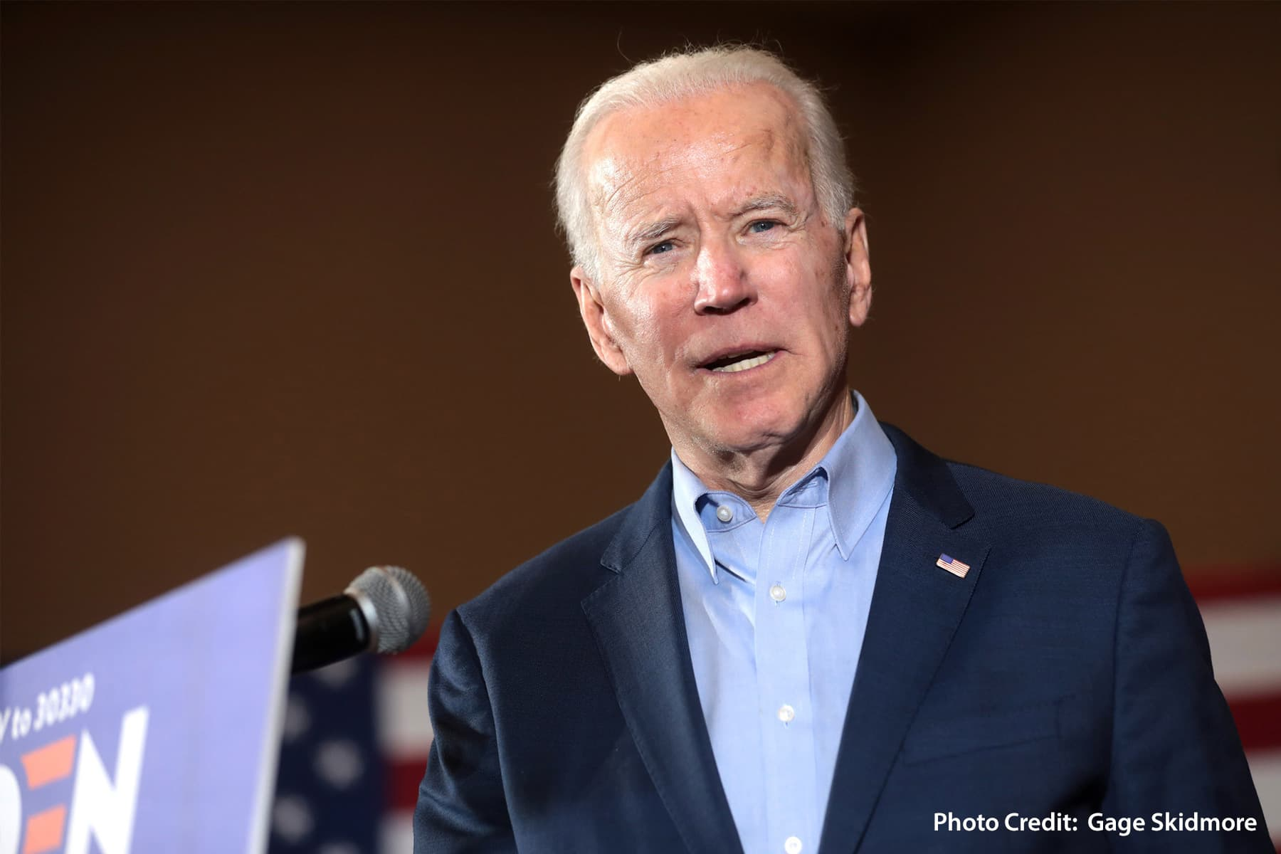 Biden Vows Enough COVID-19 Vaccine for Every Adult in May thumbnail