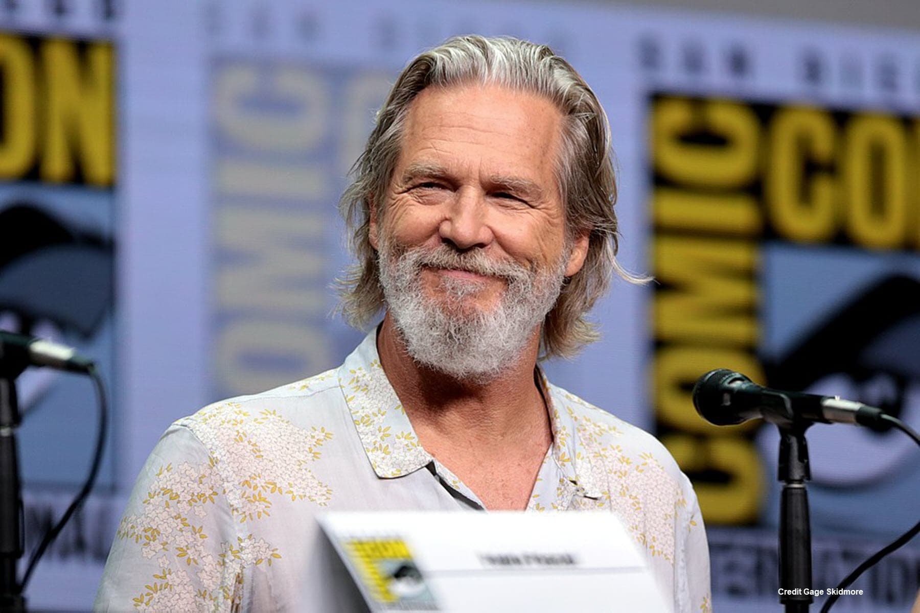 Oscar Winner Jeff Bridges Says He Has Lymphoma