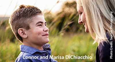 photo of connor and marisa dichiacchio