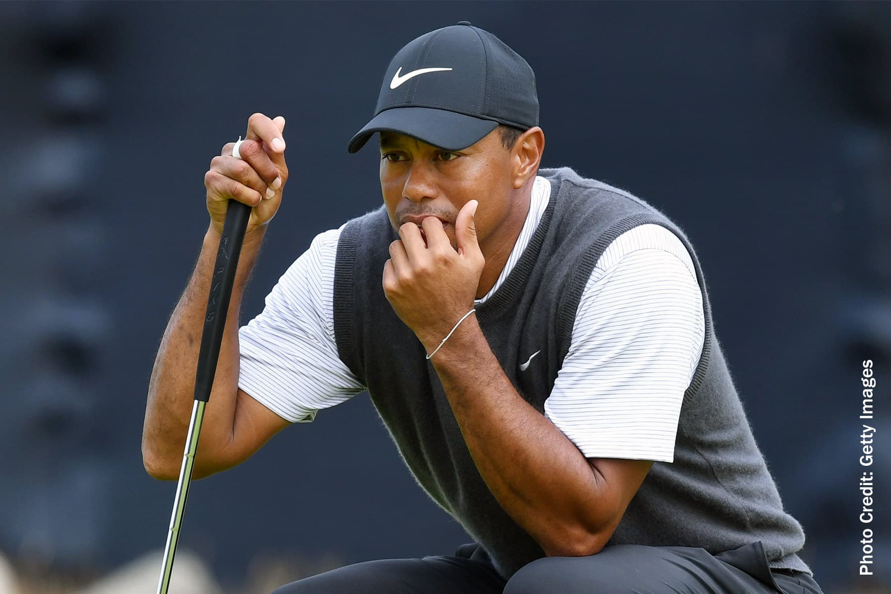 photo of tiger woods in 2018