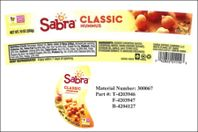 photo of sabra hummus recall