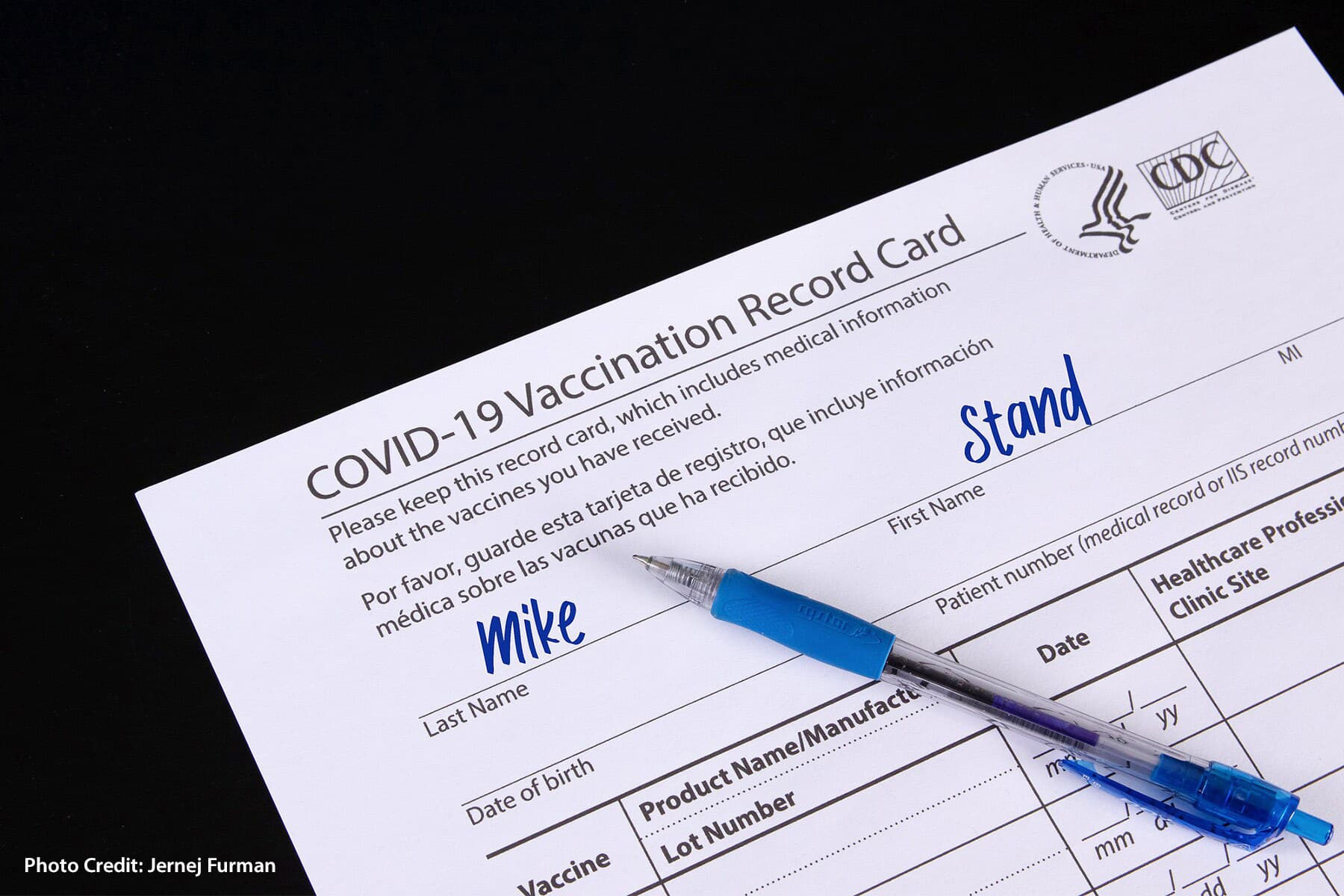 Two Women Charged in Fake COVID Vaccination Card Scam