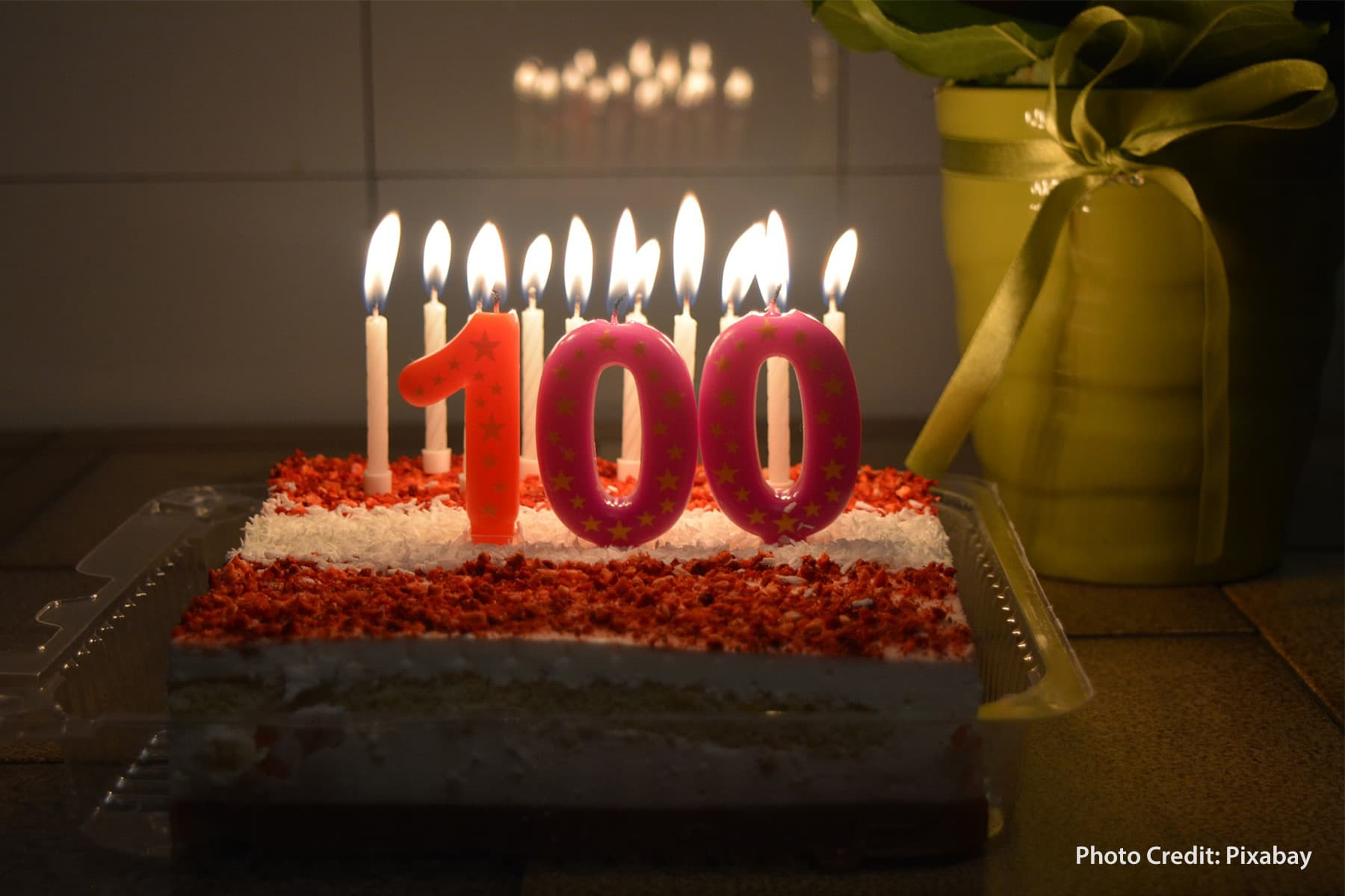 <p>It Must Be the Genes: People Over 100 Have Good DNA thumbnail