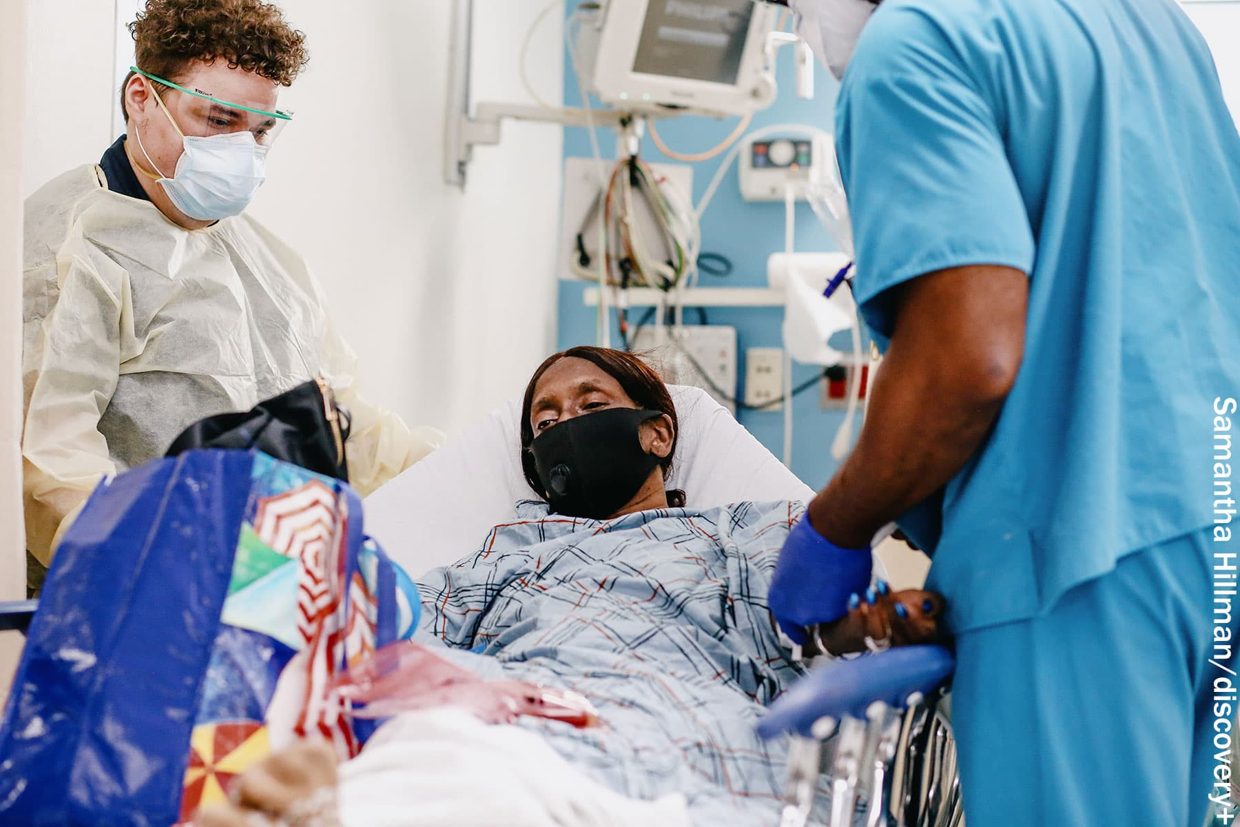 Film Shows How One Hospital Battled the Pandemic