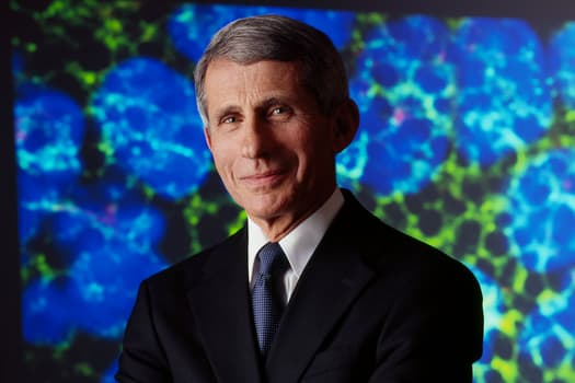 photo of dr anthony fauci