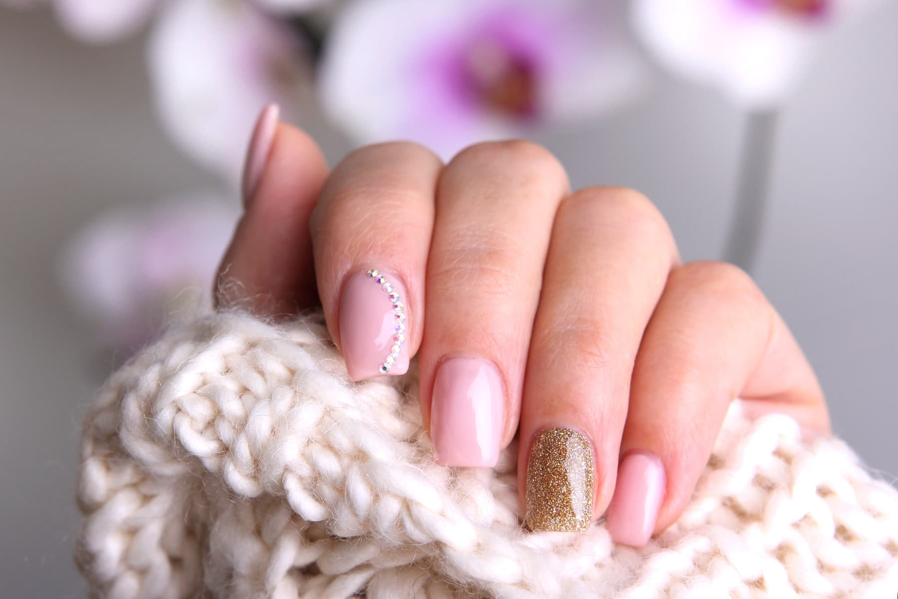 Artificial Nails: Types, Problems, and Treatments