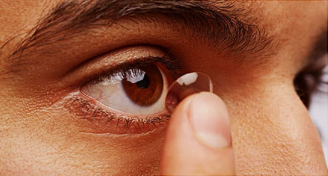 Contact Lenses May Harbor Serious, Blinding Infection