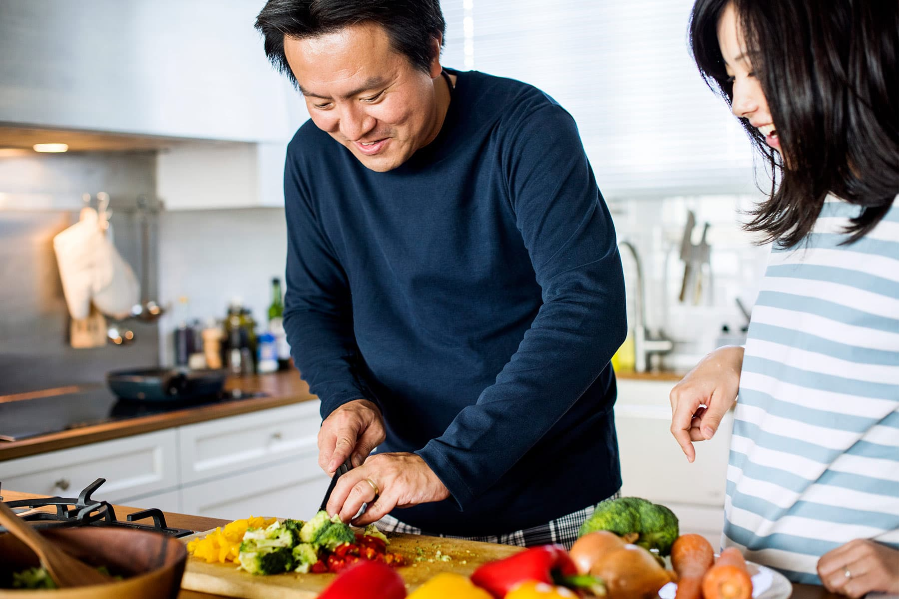 How to Stock a Heart-Healthy Kitchen