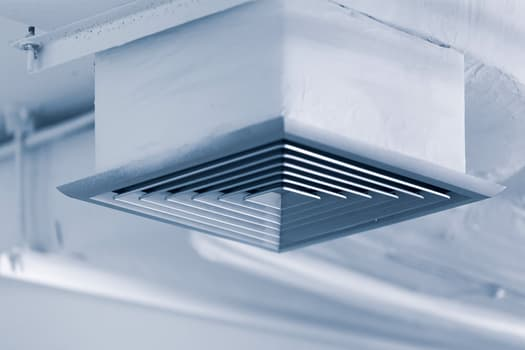 photo of air conditioning vent