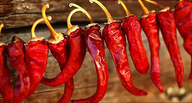 Hot Discovery: Chili Peppers May Extend Your Life