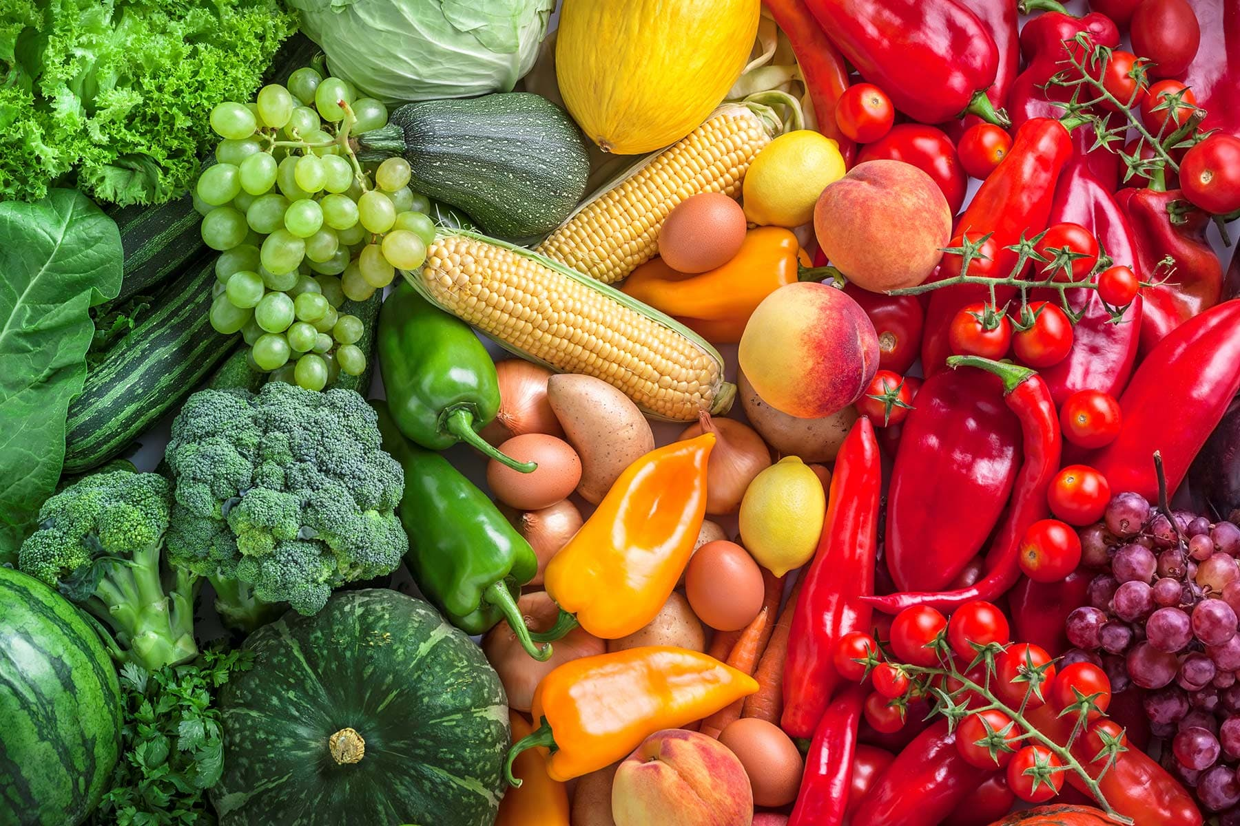 What Are Phytonutrients? Types and Food Sources
